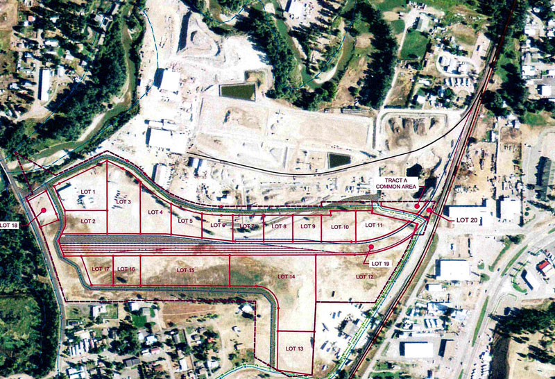 Rail Rehabilitation for the Kootenai Business Park